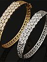 U7 millesime aaa de haute qualite + zircon zircone brassard bracelet 18k platine plaque or pour les femmes de haute qualite