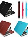 """coosbo® företag smarta hölster pu mjukt läderfodral täckhylsa för 13 """"15"""" MacBook Pro (blandade färger)"""