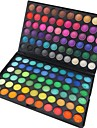 120 Lidschattenpalette Trocken / Matt / Schimmer Lidschatten-Palette Puder Normal Party Make-up