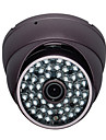 vanxse cmos camera de surveillance CCTV de 48ir IR-Cut 900tvl jour / nuit HD armure dome camera de securite IP66 3.6mm metal