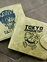 Väska Inspirerad av Tokyo Ghoul Cosplay Animé Cosplay Accessoarer Väska Brun Lackläder / PU Läder Man