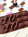 höga klackar handväska form tårta mögel is jelly choklad mögel, silikon 21 × 10,5 × 1,5 cm (8,3 × 4,1 × 0,6 tum)
