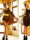 Cool Batwoman Black Dress Women\'s Carnival Party Costumefor Carnival