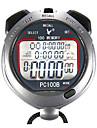 100 minnena 1 / 100s 3 line 10h nedräkning tid&kalender digitala stoppur för sport språng pc100b