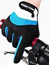 WEST BIKING Gants sport Homme Tous Gants de Cyclisme Printemps Ete Automne Hiver Gants de VeloGarder au chaud Antiderapage Respirable