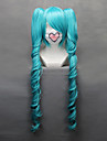 vocaloid miku aimant perruque cosplay
