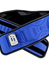 skönhetsvård hälsa viktminskning bantning bälte premie elektriska fitness massage bälte blå