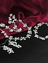uyuan kvinnors 925silver delikatess silver prydnad set