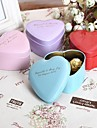 24 Piece/Set Favor Holder - Heart-shaped Metal Favor Tins and Pails/Favor Boxes Personalized