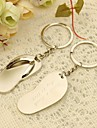 Personalized Key Ring - Flip-Flops (set of 6)