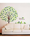 Wall Stickers Wall Decals, Style Happy Tree PVC Wall Stickers