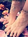 alliage decoratifs accents de la chaine poissons nets pour les chaussures une pcs