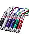 Eclairage Lampes de poche Porte-cles LED Lumens Mode - LR44 Urgence / Petit / Pochette / Lampe UVCamping/Randonnee/Speleologie / Usage
