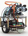 funduino lite smarta sköldpadda + Smart Car lärande kit för Arduino