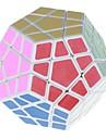 Shengshou® Slät Hastighet Cube Megaminx Hastighet Magiska kuber Ivory ABS