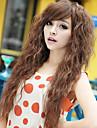 cosplay perruque Perrruque de Deguisement Perruques pour femmes Frise Ondulation Naturelle Ondulation Lache Perruques de CostumePerruques