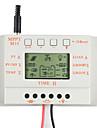 y-solar 10a lcd display sol laddningsregulatorn 12v 24v auto switch m10