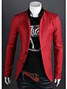 Costumes & Blazers ( Coton melange ) Informel Col V a Manches longues