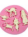 aladdin saga silikonform cupcake dekorera silikonform för fondant hantverk smycken choklad pmc harts lera