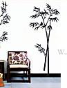 väggdekorationer väggdekaler, bambu pvc väggdekorationer