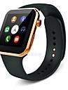 A99 - Smarta tillbehör - Smart Watch - Bluetooth 3.0 - Handsfreesamtal / Mediakontroll / Meddelandekontroll / Kamerakontroll - till