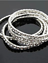 Lucky Star Women\'s Elegant Rhinestone Thin Bracelet
