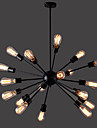 Ecolight® Loft Pendant Lights/Industrial/Rustic/Lodge/Vintage/Retro/Country/Dining/Entry/Game