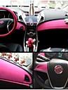 1,35 * 1m 8 färger sammet tyg sammet film mocka film bil klistermärke kupén sticker karossen dekoration klistermärke