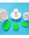 Moule de Cuisson Pour Gateau Pour pain For Chocolate Plastique Ecologique Haute qualite 3D