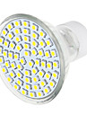 3W GU10 Spot LED 1 SMD 3528 570 lm Blanc Chaud / Blanc Naturel AC 100-240 V 1 piece