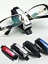 shunwei® bil multifunktions glasögon klipp konstaterar mapp (färgval)