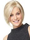 naturel perruque courte bobo blond pour les femmes blanches sans bangs