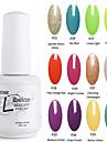 LIBEINE Soak Off 15 ML UV Gel Nail Polish Color Gel Polish Assorted Colors No.025-036