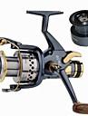 Fiskerullar Carp Fishing Reel 5.2:1 10 Kullager utbytbarSjöfiske / Spinning / Färskvatten Fiske / Karpfiske / Generellt fiske / Trolling