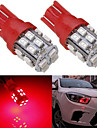 LED - Instrumentljus/Läslampa/Registreringsskyltlampa/Sidoljus/Blinkerljus Bilar/SUV
