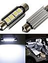 LED - Dimljus/Instrumentljus/Sidoljus/Blinkerljus/Bromsljus/Backljus Bilar/SUV