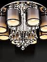Contemporain / Traditionnel/Classique LED Plaque Metal Lustre Salle de sejour / Chambre a coucher / Salle a manger