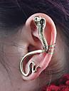 Cătușe pentru urechi Aliaj Argintiu Bronz Bijuterii Pentru Petrecere Zilnic Casual 1 buc