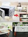 micro-ondes grille du four gadgets de cuisine de stockage de pliage en rack plateau de cuisine