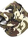 Chat / Chien Bandanas & Chapeaux Multicouleur Vetements pour Chien Ete / Printemps/Automne camouflage Sportif