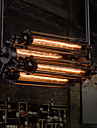 MAX 60W Ljuskronor ,  Rustik/Stuga / Kontor/företag Elektropläterad Särdrag for Ministil MetallLiving Room / Bedroom / Dining Room /