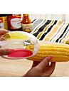 2st köksprylar rostfritt stål novetly majs skalare majs strippa