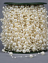 75 Meters Fishing Line Artificial Pearls Beads Chain Garland Flowers Wedding Party Decoration