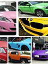 bil dekorativa filmen kroppen att ändra färgfilm bil klistermärken storlek: 1.52m * 1m
