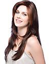 capless haute qualite longs ondules mono top remy vierge perruques de cheveux humains 7 couleurs a choisir