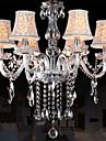 3W Contemporain / Traditionnel/Classique / Vintage Cristal Cristal Lustre / Lampe suspendueSalle de sejour / Chambre a coucher / Salle a