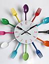 Horloge murale - Nouveaute - Moderne/Contemporain - en Inox