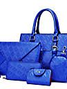 Femme Polyurethane Sports / Decontracte / Soiree / Fete / Mariage / Exterieur / Utilisation Professionnelle / ShoppingSac a Bandouliere /