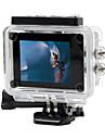 Actionkamera / Sportkamera 12MP 1920 x 1080 Allt-i-ett / Panorama / WIFI / Vattentät 2 CMOS 32 GB H.264Spanska / Kinesiska / Japanska /
