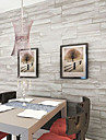 Art Deco Bakgrund För hemmet Nutida Tapetsering , PVC/Vinyl Material lim behövs tapet , room Wallcovering